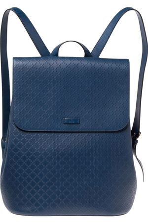 Gucci Diamante Leather Backpack