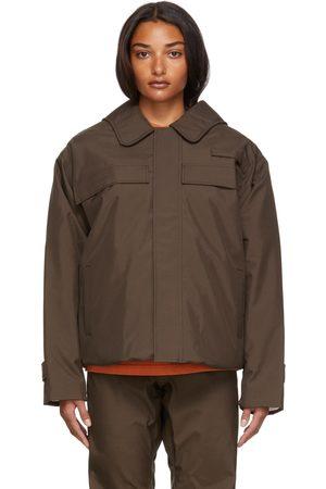 GR10K Women Jackets - Flame Split Jacket