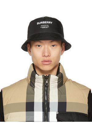 Burberry Men Hats - Padded Satin Bucket Hat