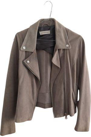 UTERQUE Velvet jacket