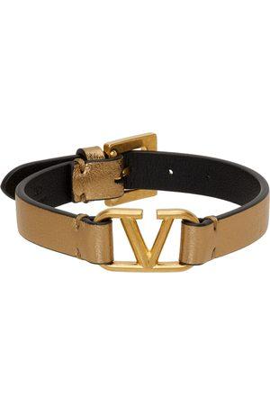 VALENTINO GARAVANI Women Bracelets - Leather VLogo Bracelet