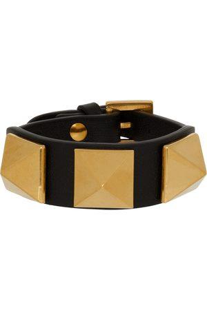 VALENTINO GARAVANI Women Bracelets - Leather Roman Stud Bracelet