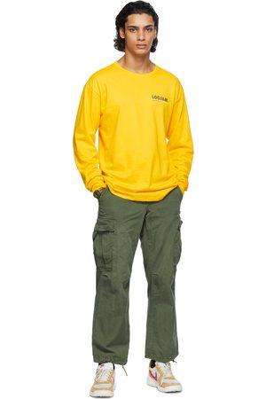Tom Sachs Logjam Long Sleeve T-Shirt