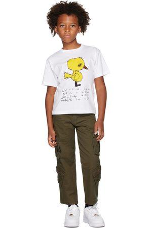 Tom Sachs T-shirts - Kids Love Bird T-Shirt