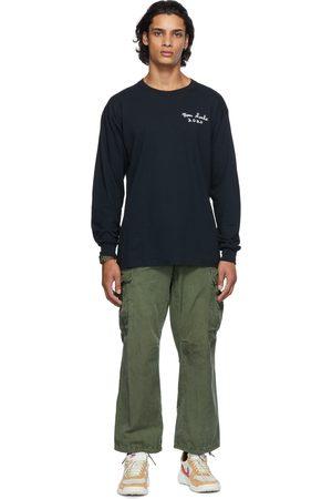 Tom Sachs Men Long Sleeve - Lunar Lander Long Sleeve T-Shirt