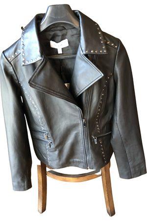 PEDRO DEL HIERRO Leather jacket