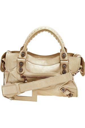 Balenciaga Oryx Leather RGGH City Bag