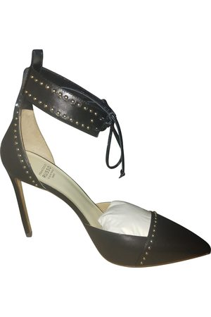 Francesco Russo Leather heels
