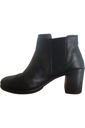 Lumberjack Leather ankle boots