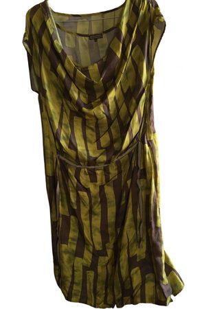 By Malina Silk dress