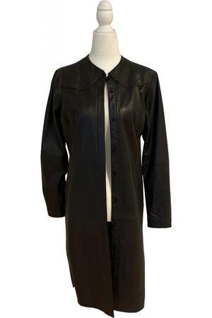 Just Female Leather coat
