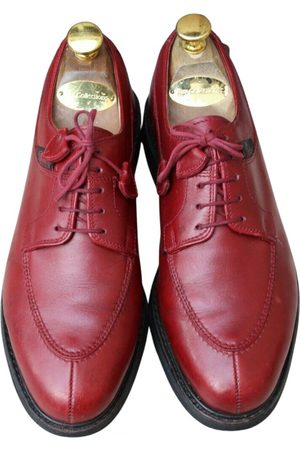 Paraboot Leather lace ups