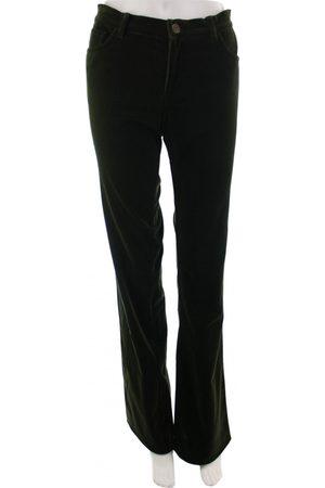 Ralph Lauren Velvet straight pants