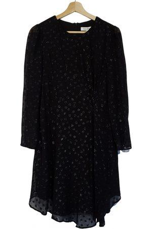 PEDRO DEL HIERRO Silk mid-length dress
