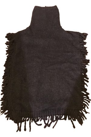 LIVIANA CONTI Wool poncho