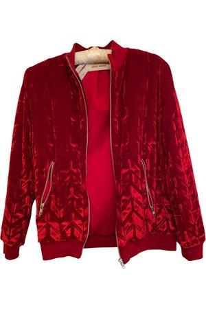 GEORGIA HARDINGE Velvet jacket