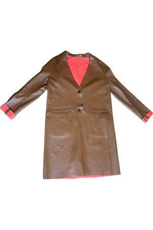 Fratelli Rossetti Leather coat