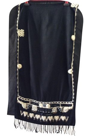 Roberto Cavalli Wool scarf & pocket square