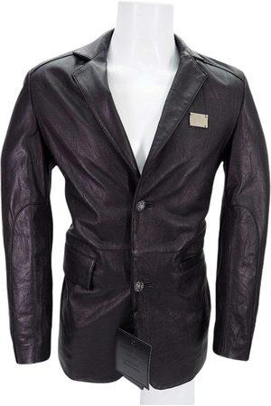 Philipp Plein Leather vest