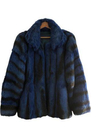 Enrico coveri Faux fur coat