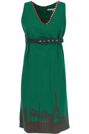JC DE CASTELBAJAC Mid-length dress
