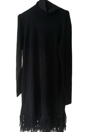 IRIS & INK Wool mid-length dress