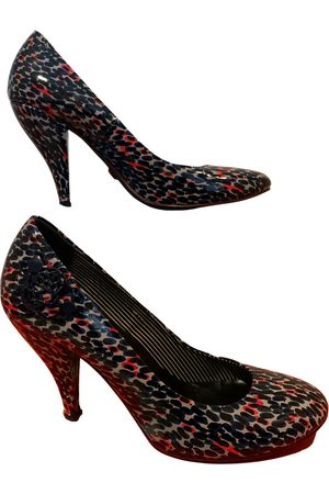 Fornarina Patent leather heels