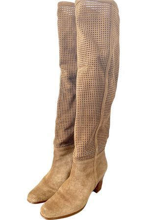 UTERQUE Riding boots