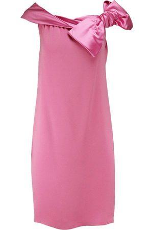 VALENTINO GARAVANI Silk mini dress