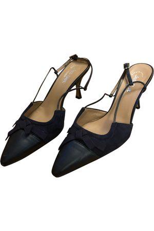 JET SET Leather sandals