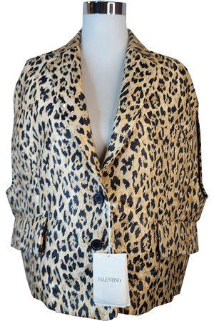 VALENTINO GARAVANI Silk cape