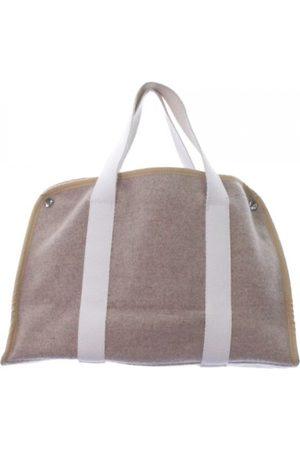 Kassl Editions Wool handbag