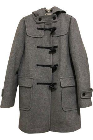 MUJI Wool coat