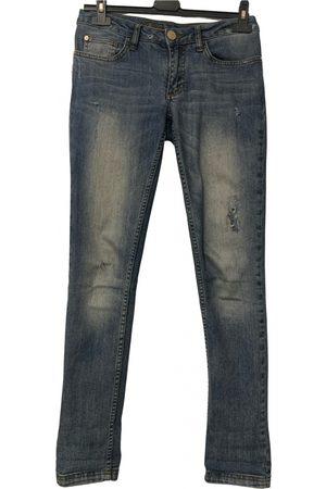 FRANKIE MORELLO Slim jeans