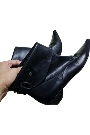 Cinti Leather western boots
