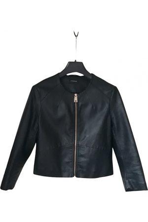 Motivi Vegan leather jacket