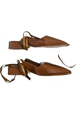 Miista Leather sandal