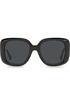 VERSACE 54MM Square Injected Sunglasses