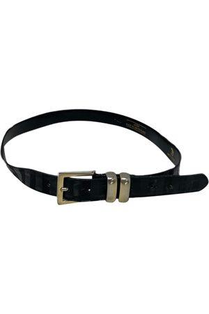 Maison Mollerus Leather belt