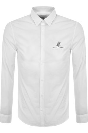 Armani Men Long sleeves - Long Sleeve Shirt