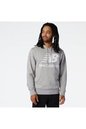New Balance Mens NB Essentials Pullover Hoodie