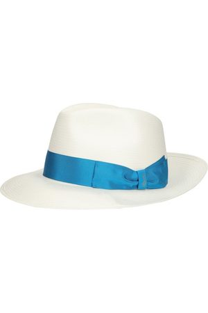 Borsalino Dolce Large Brim Fine Panama Hat