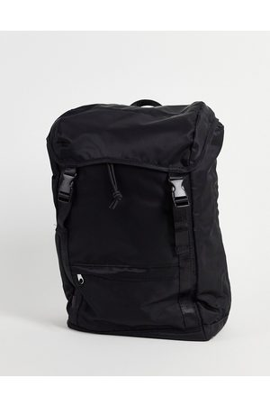 ASOS Backpack with double straps in nylon