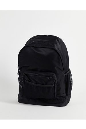 ASOS Backpack in nylon with mesh pockets