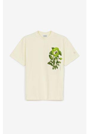 Kenzo Men Short Sleeve - Pansy' casual T-shirt
