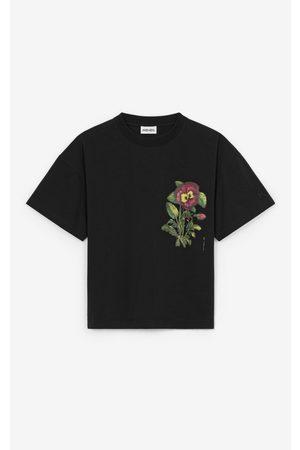 Kenzo Pansy' casual T-shirt