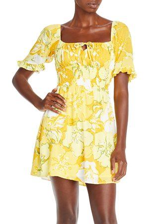 FAITHFULL THE BRAND Lecco Mini Dress