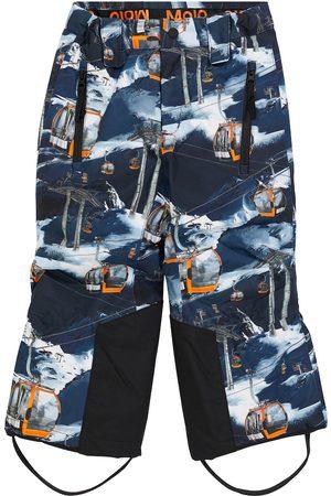 Molo Haemon printed ski pants