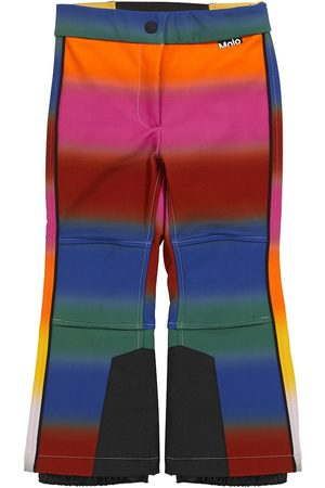Molo Kids Ski Suits - Harlie striped ski pants