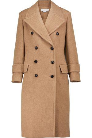 Victoria Beckham Virgin wool and cashmere coat